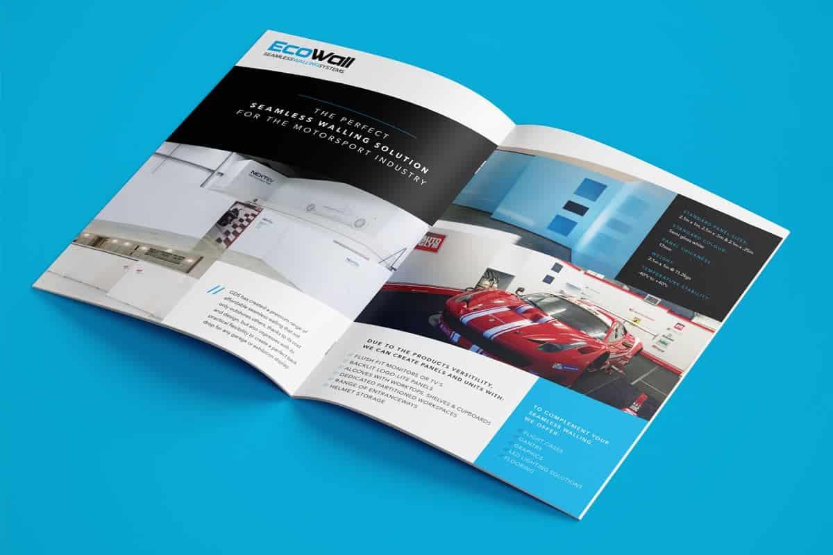 GDS brochure design