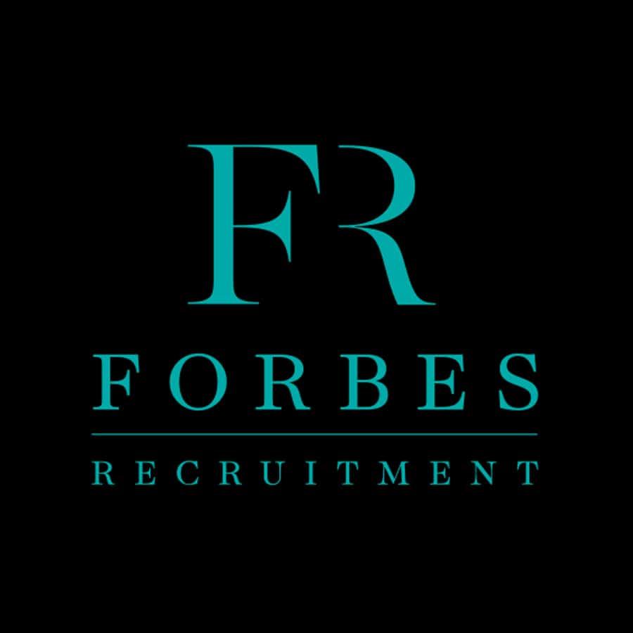 Forbes HR logo design