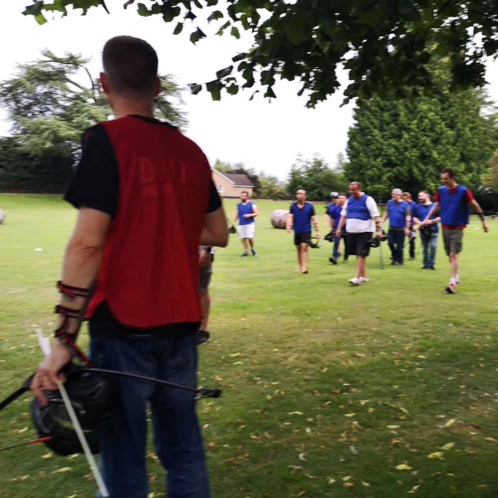 Brackley Round Table archery
