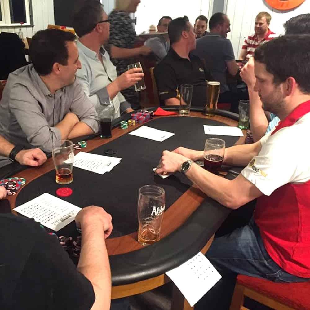 Brackley Round Table poker