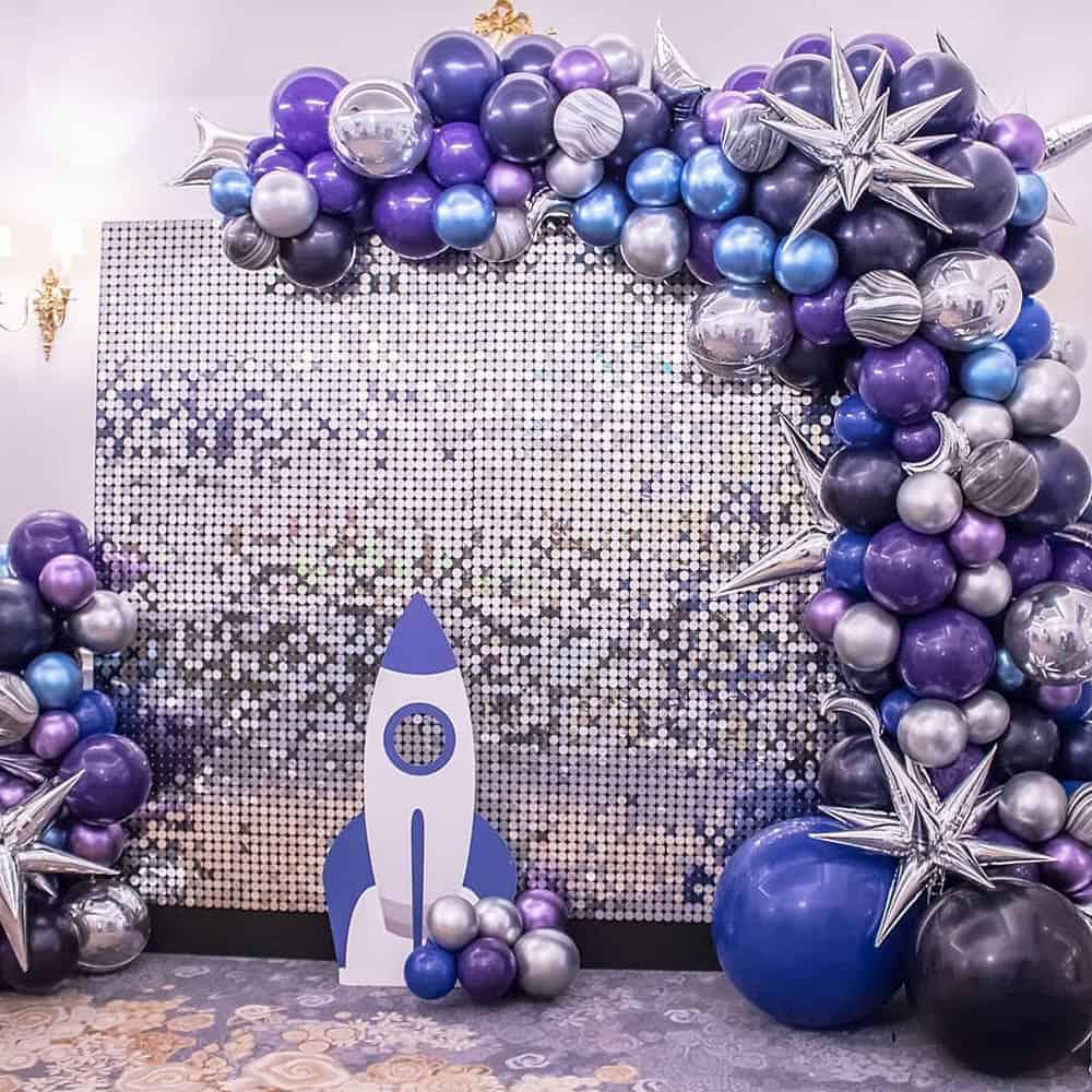Balloon decorations - Brackley