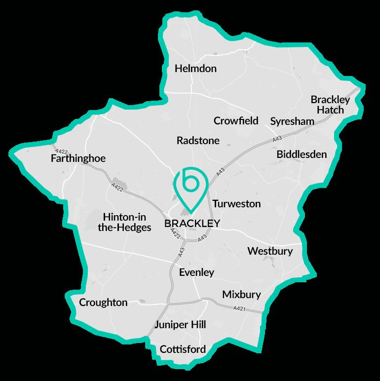Brackley NN13 Northamptonshire