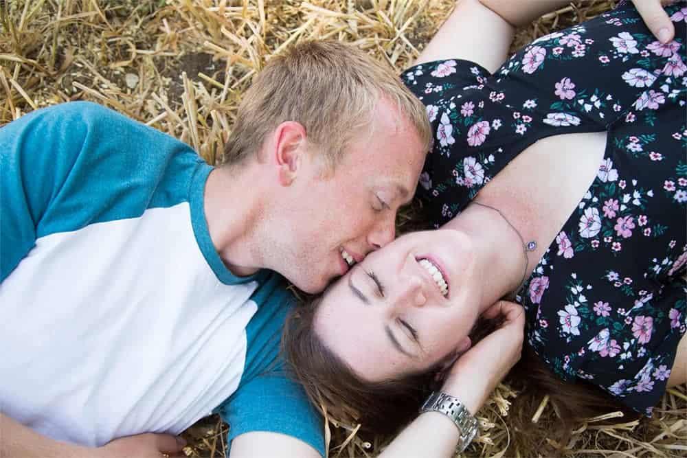 Engagement phototshoot Brackley