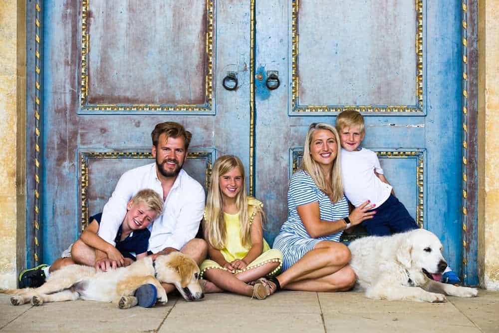 Family photographer Brackley