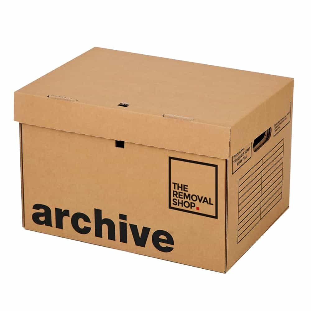 File archive moving box