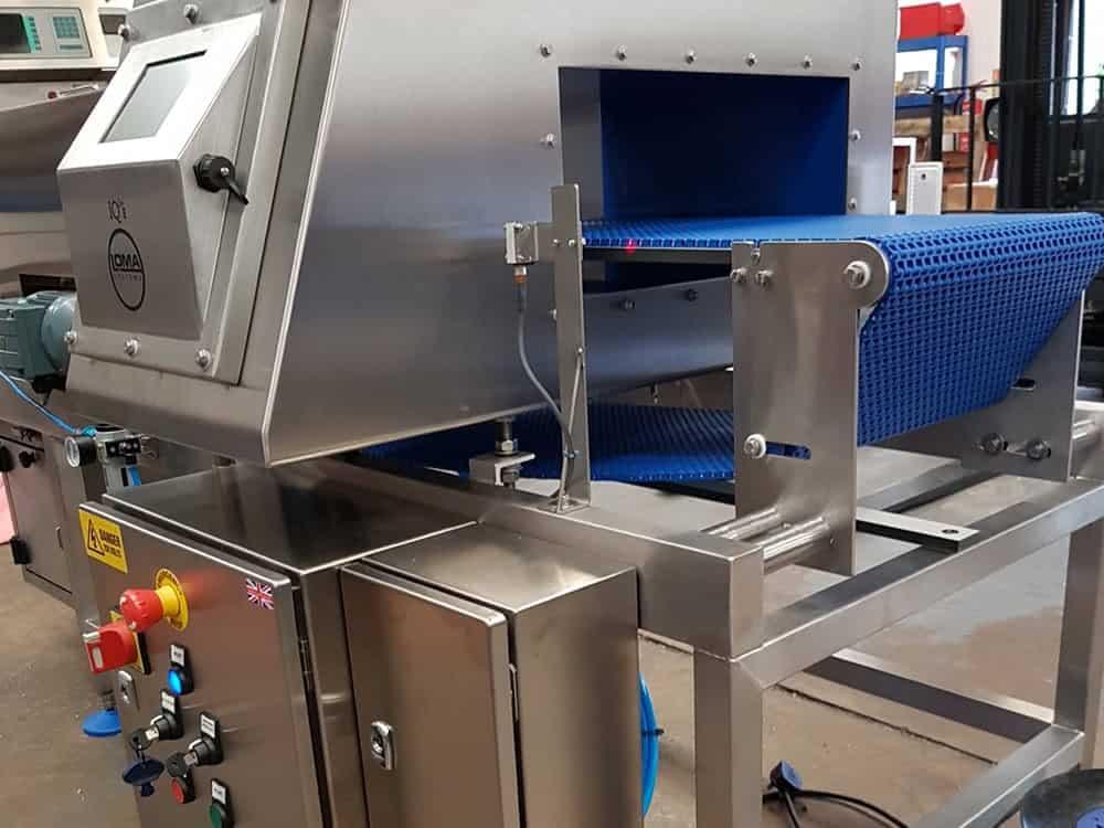 Industrial checkweighers & metal detectors