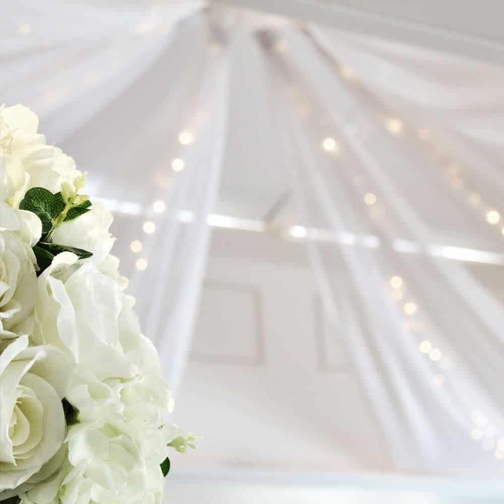 Venue room drapes