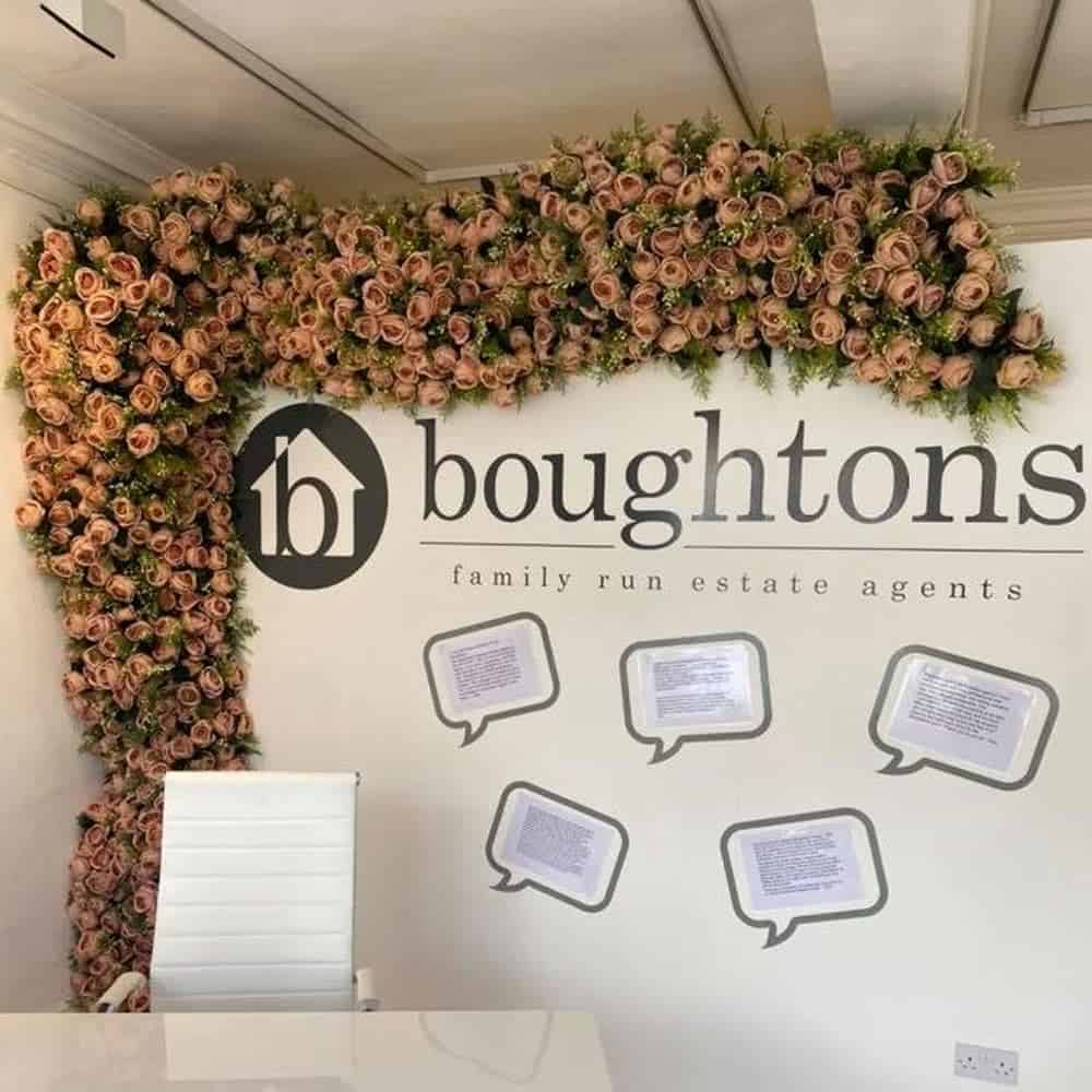 Boughtons estate agent