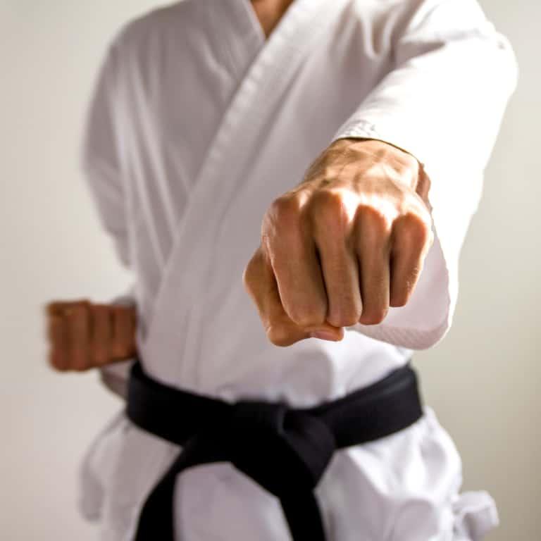 Karate lessons in Brackley