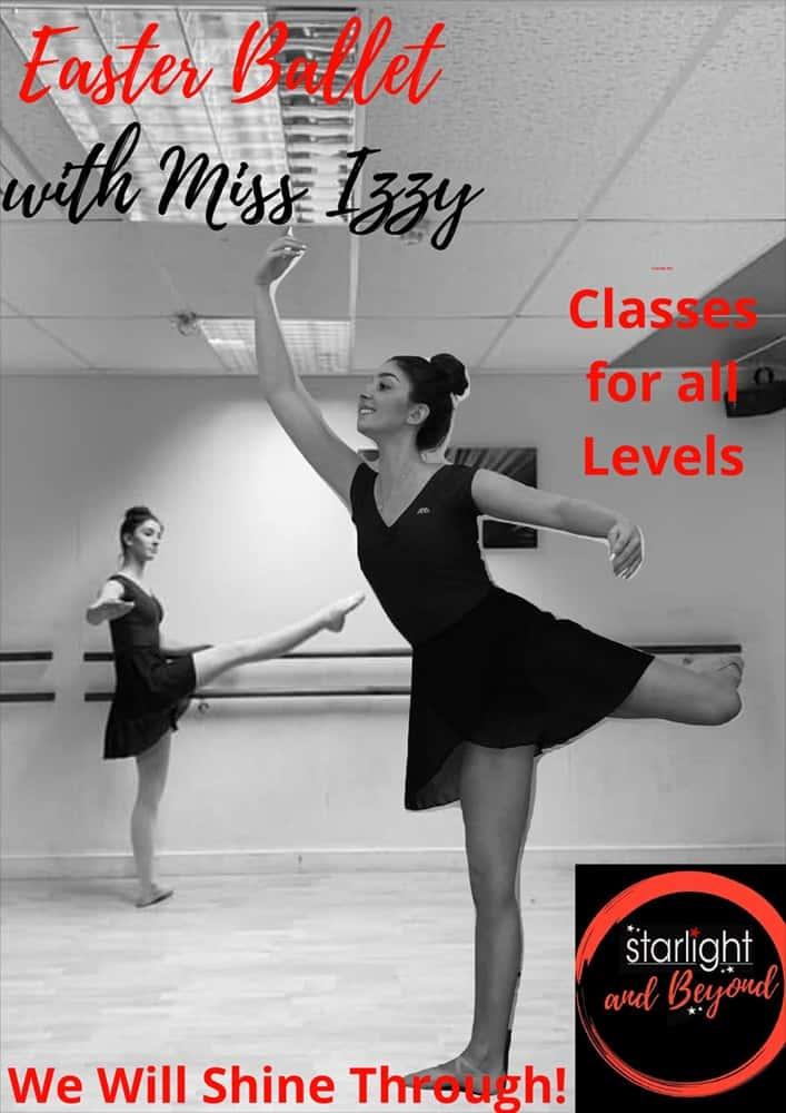 Ballet classes in Brackley