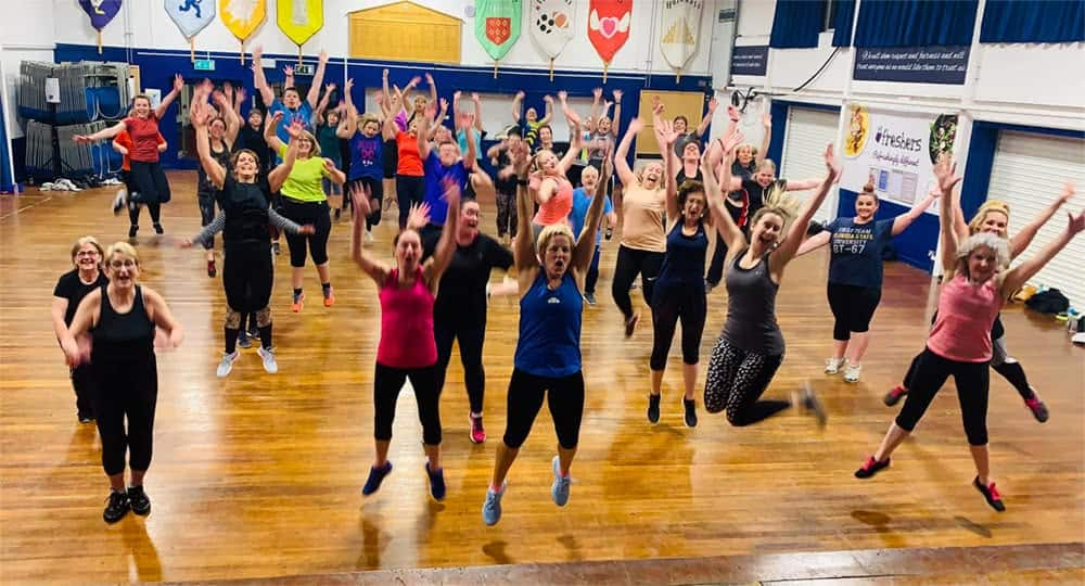 Dance fitness classes in Brackley