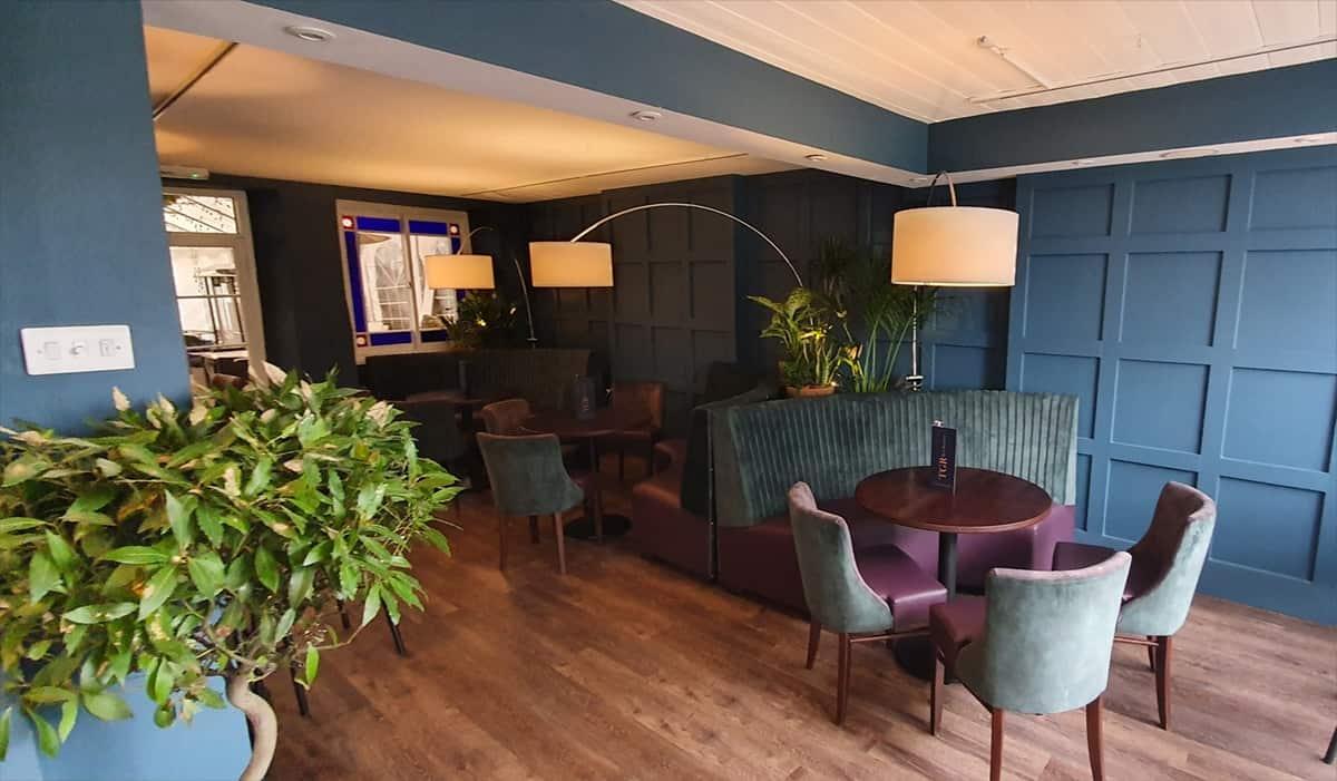 The Green Room bistro in Brackley