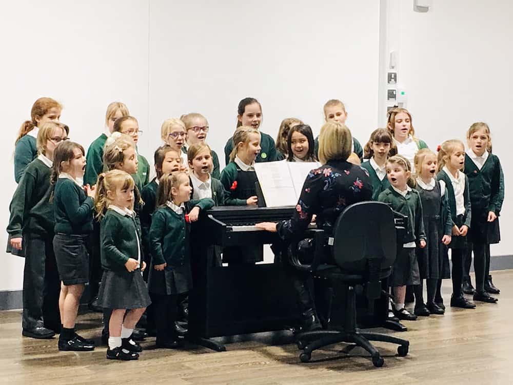 Children's Piano Tuition Brackley