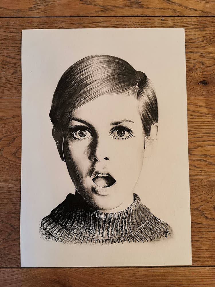 Commissioned Portrait Drawings