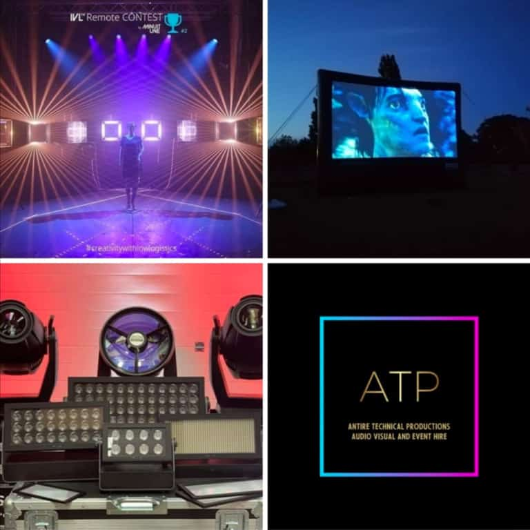 ATP Audio Visual Hire Brackley
