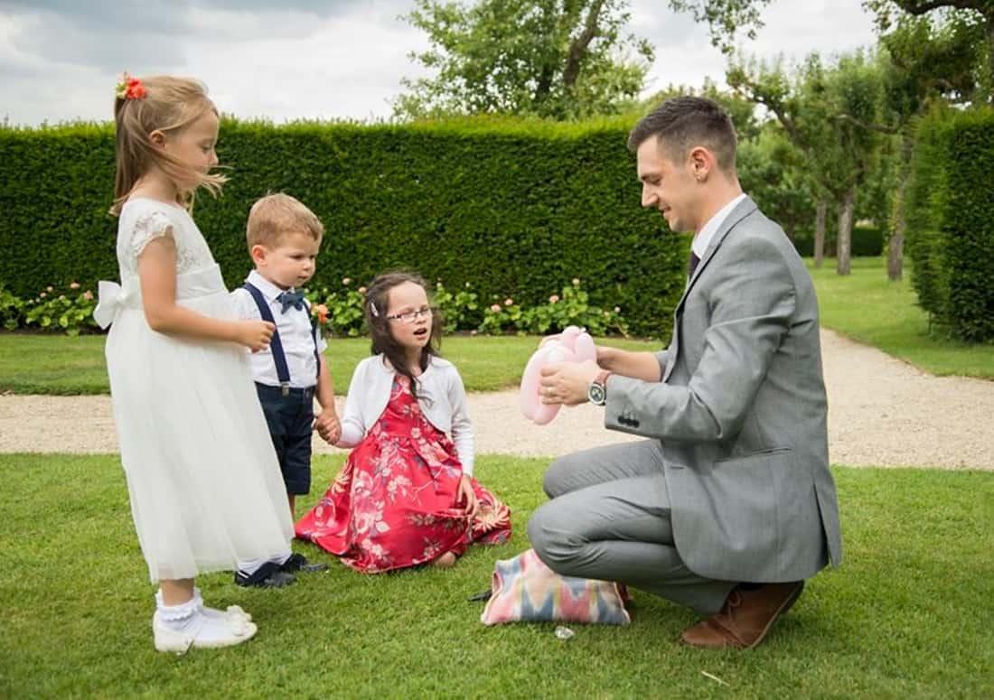 Childrens Magician In Brackley