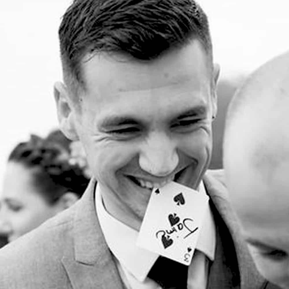 Chris Webb Brackley Magician