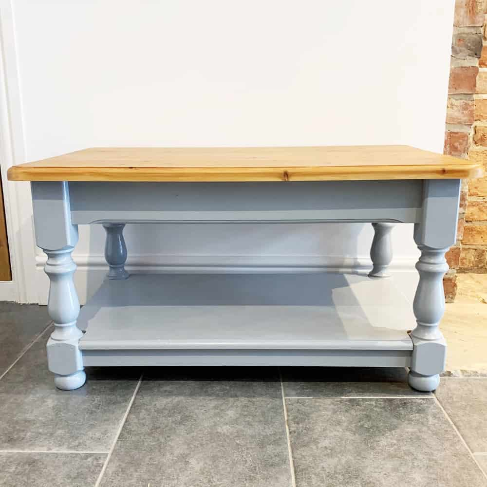 Upcycled Table Brackley