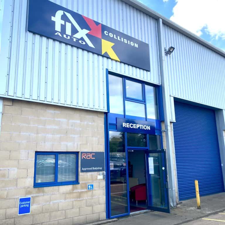 Fix Auto Collision in Brackley