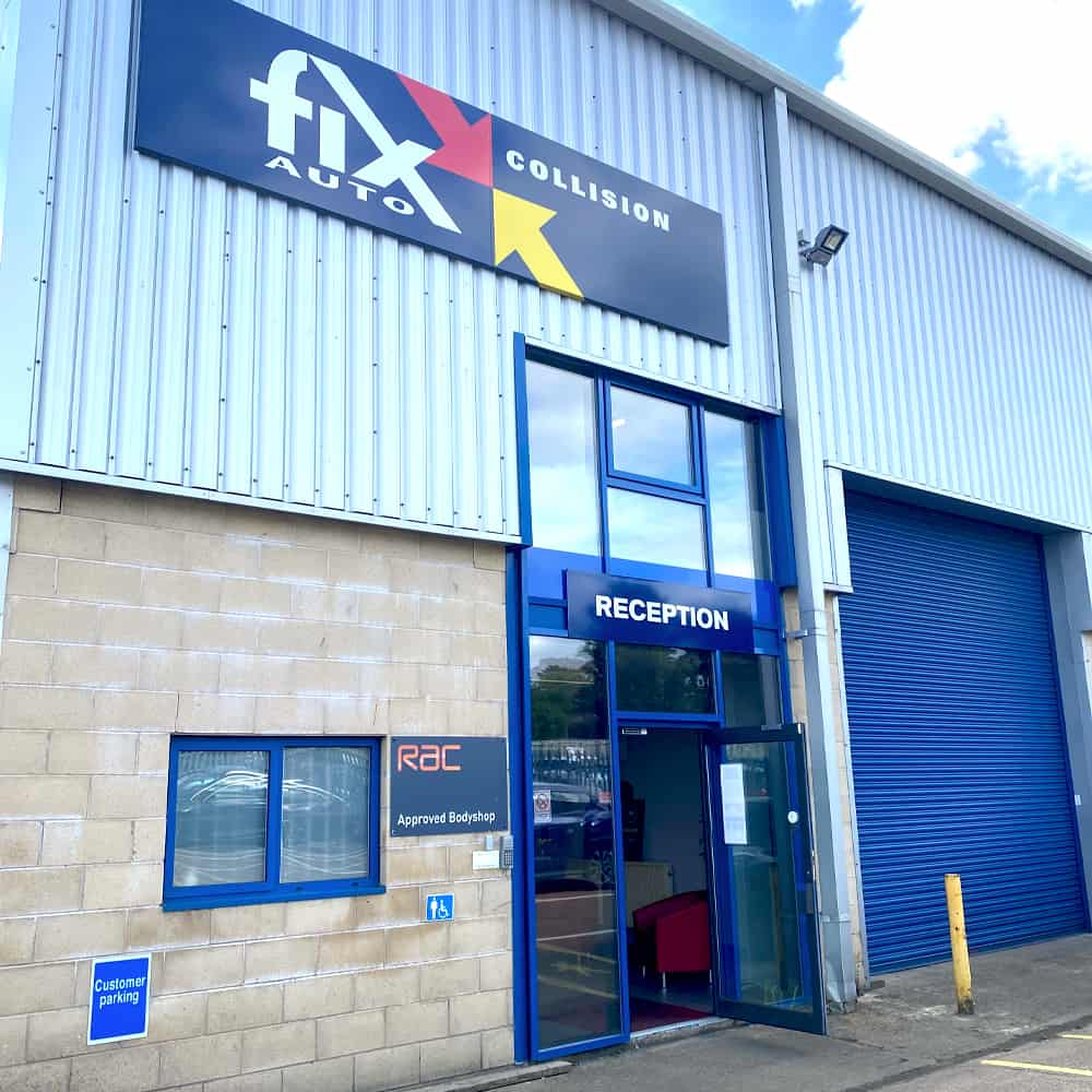 Fix Auto Collision in Brackley