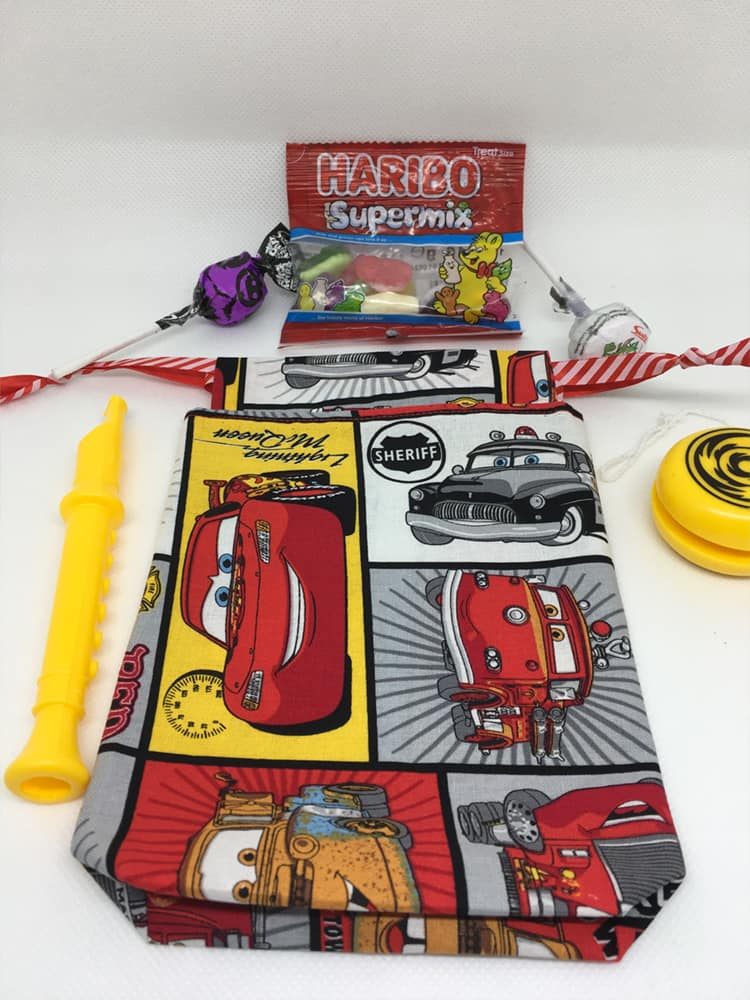 Kids Handmade Fabric Gifts