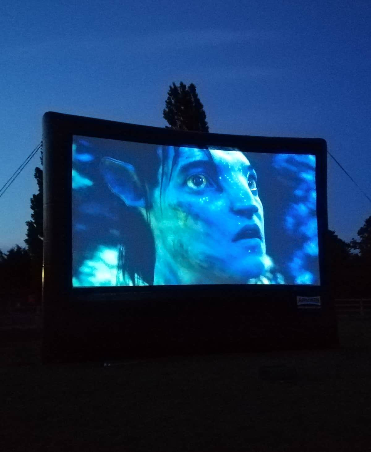 Pop Up Cinema Brackley