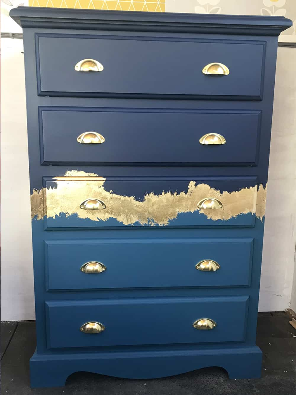 Upcycled Drawers In Brackley
