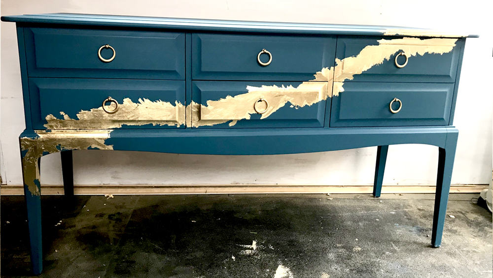 Upcycled Sideboard In Brackley