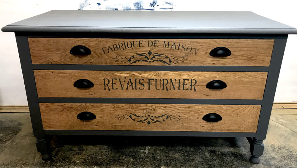 Upcycled Wide Drawers In Brackley