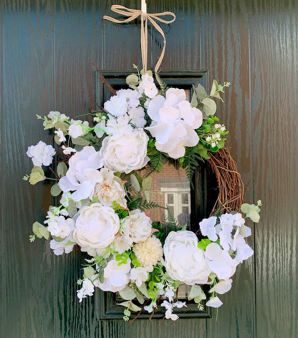 Floral Faux Wreaths Brackley
