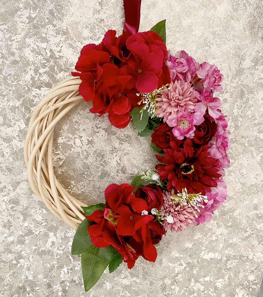 Floral Faux Wreaths In Brackley