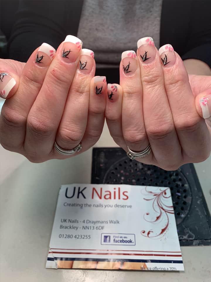 Nail Art In Brackley