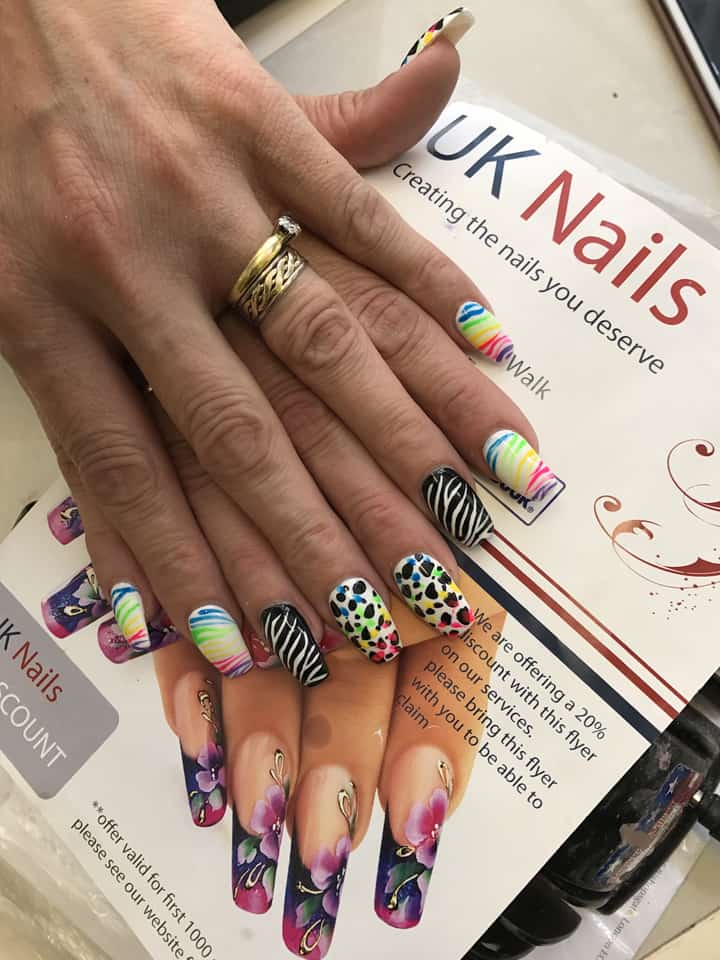 Nails Extensions In Brackley