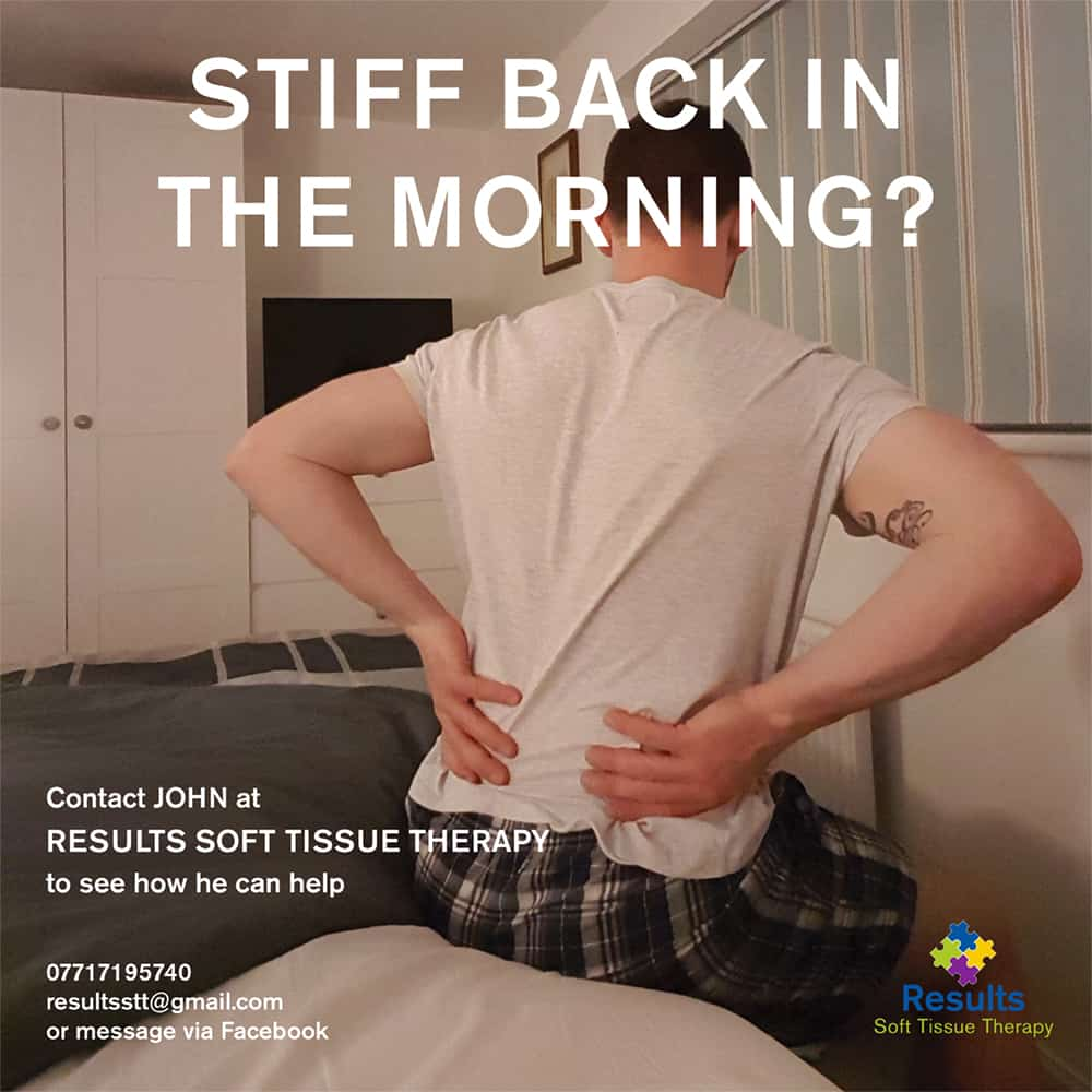Results Soft Tissue Therapy