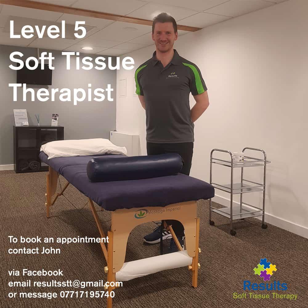 Soft Tissue Therapist Brackley
