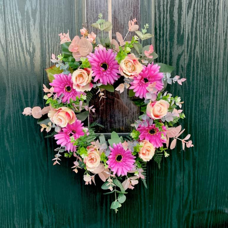 Sophs Faux Wreaths Brackley