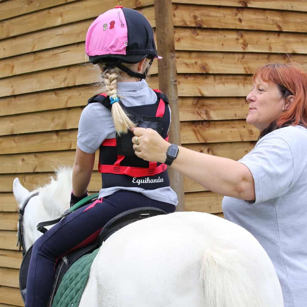 Children's Safety Horse Riding Harness