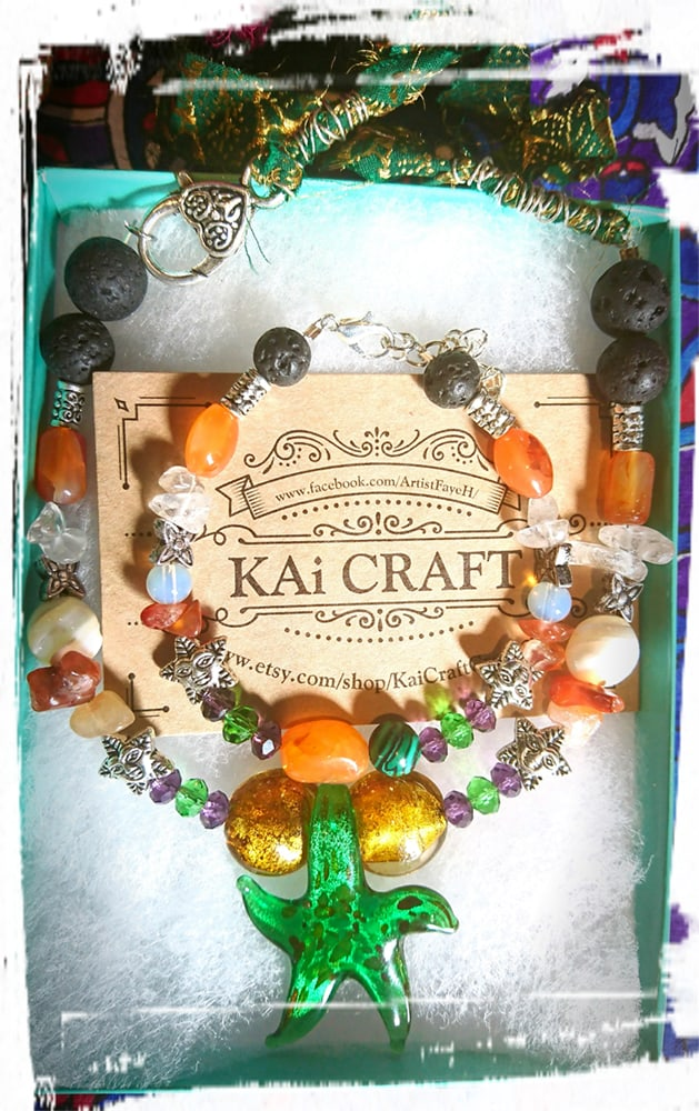 Handmade Kai Craft Jewellery