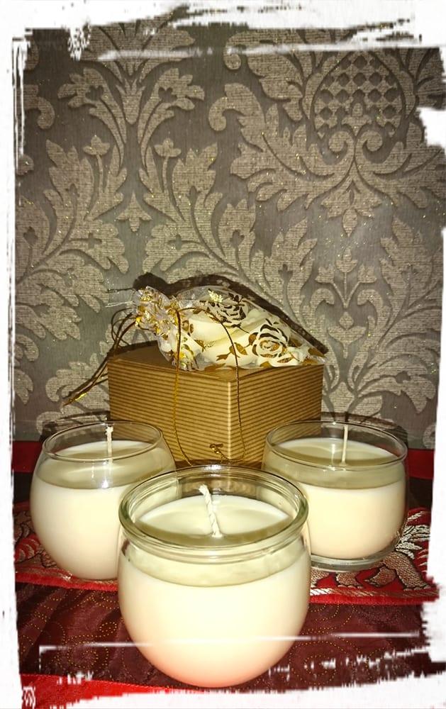 Handmade Vegan Candles