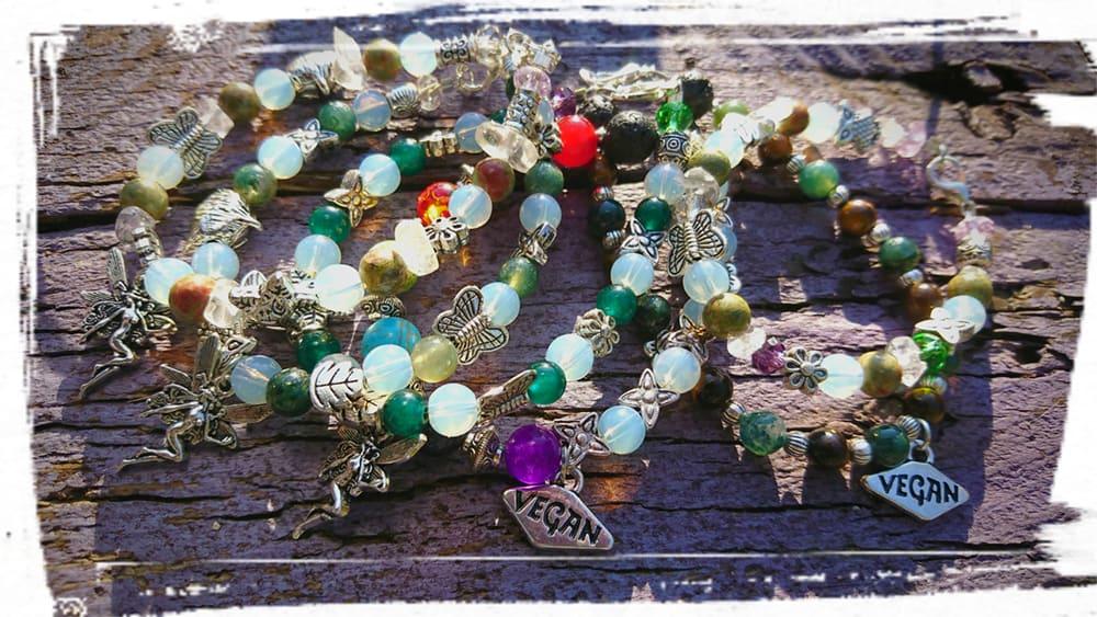 Handmade Vegan Jewellery