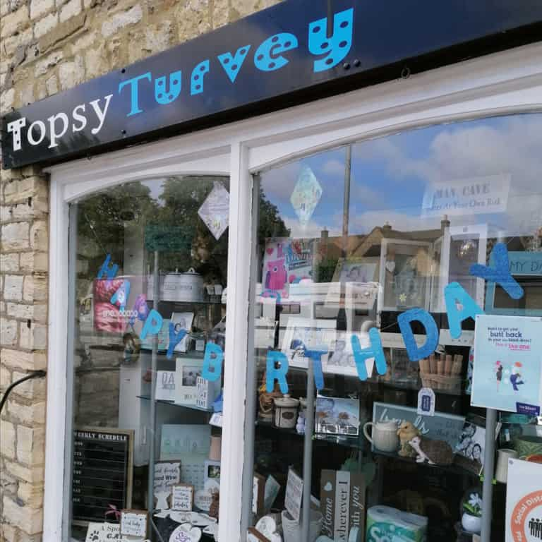 Topsy Turvey Brackley