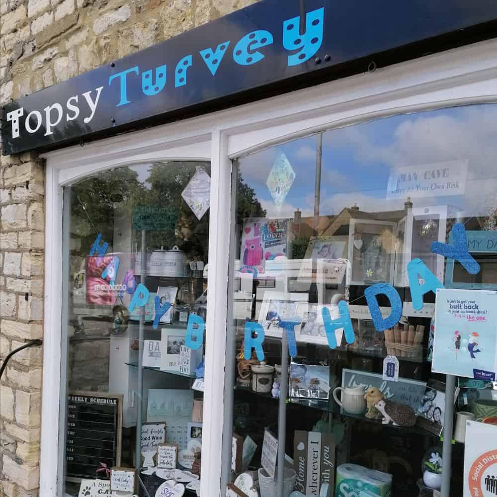 Topsy Turvey Brackley
