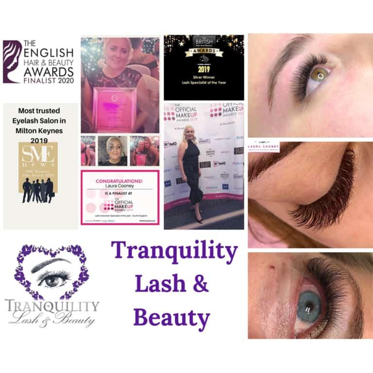 Tranquility Lash & Beauty Brackley