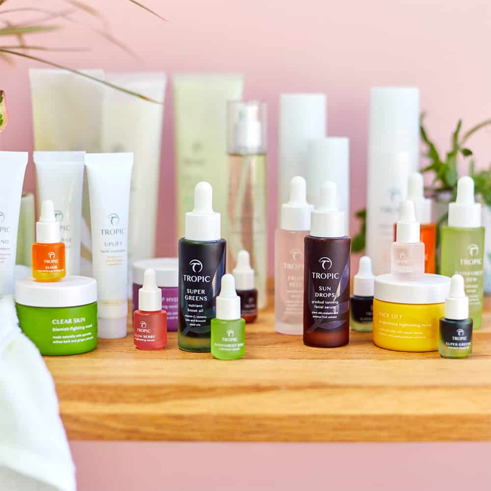 Tropic Products Brackley