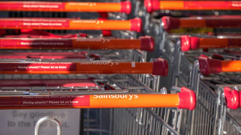 Jobs at Brackley Sainsbury's