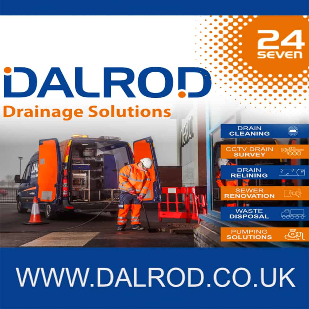Dalrod Drain Unblocking Brackley