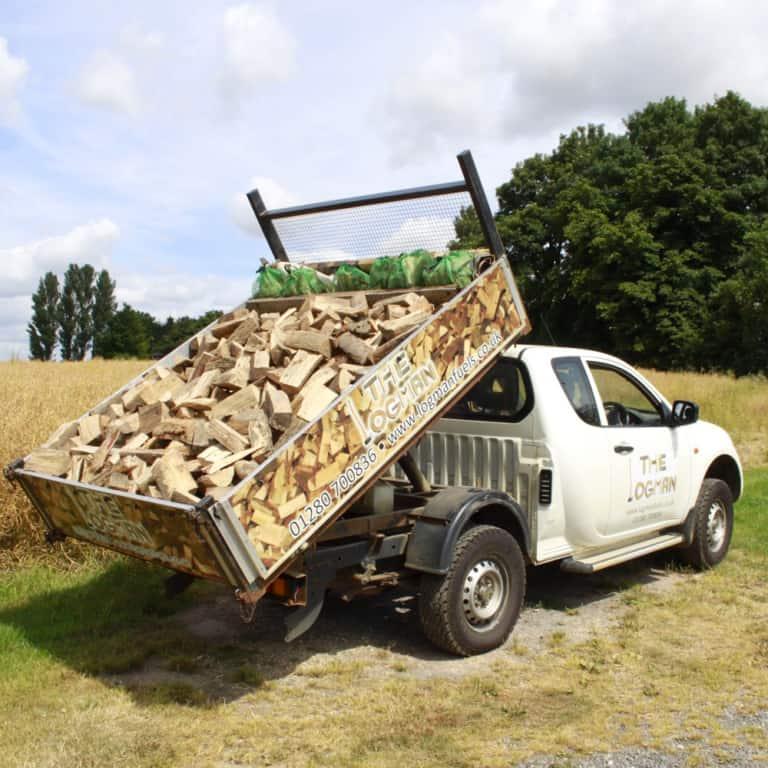 The Log Man Brackley