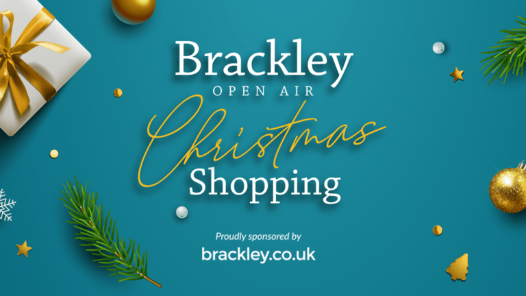 Brackley Open Air Christmas Shopping