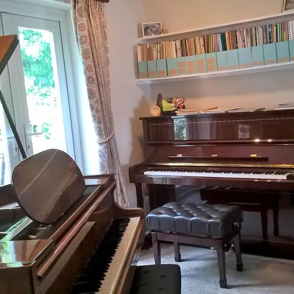 Piano Lessons in Brackley