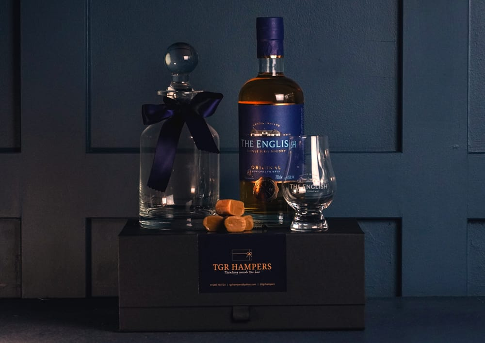 English Whisky TGR Hamper